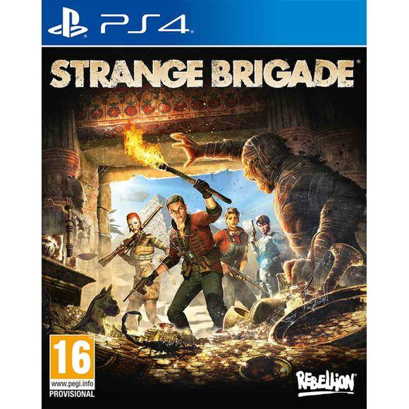Strange Brigade (PS4/XB1) @ Coolshop