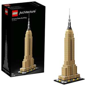 [Laagste ooit] Lego Architecture Empire State Building (21046) @Amazon.de