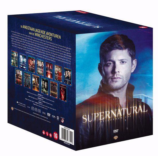 Supernatural - Seizoen 1-13 €119,99!    Bol.com