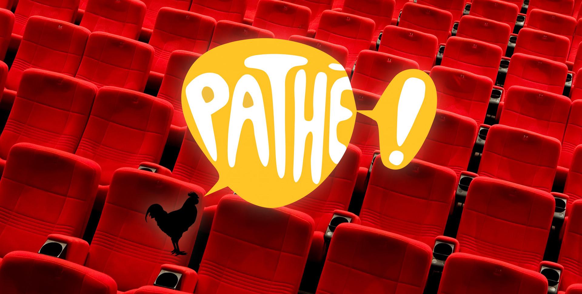 Gratis medium popcorn bij Pathé Nijmegen (Lokaal)