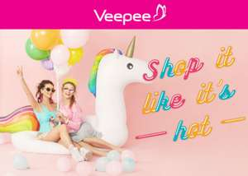 Met code €10 extra korting (va €50) @ Veepee (voorheen Vente Exclusive)