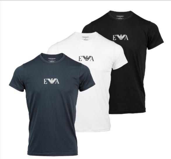 2-pack Armani t-shirts bij de Aldi voor €26.99