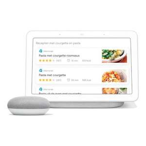 Google Nest Hub + Google Home Mini bundel (Bevestigd door AH FB chat) @Albertheijn Online