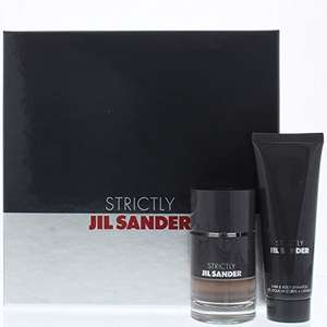 Jil Sander Strictly Geschenkset 40ml EDT + 75ml Douchegel voor €16,90 @  Amazon.de