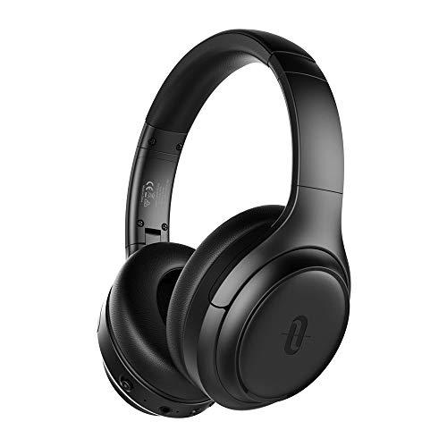 TaoTronics Active Noise Cancelling Bluetooth koptelefoon HiFi, diepe bas met CVC ruisonderdrukkende microfoon