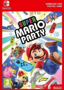 Super Mario Party (Nintendo Switch) €39,99 || Nintendo Eshop NL