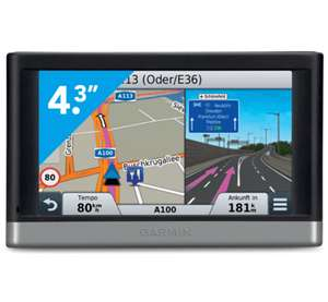 Garmin Nuvi 2498LMT-D voor €139 @ Coolblue