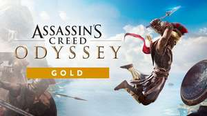 Assassin's Creed Odyssey: Gold Edition (Uplay)
