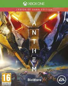 Anthem Legion of Dawn editie Xbox One @ CDkeys