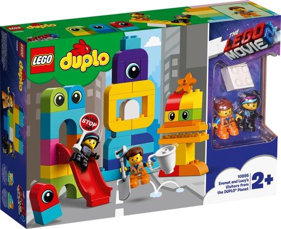 (BOL.COM) 31% korting op LEGO DUPLO The Movie 2 Visite voor Emmet en Lucy van de DUPLO Planeet