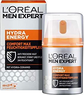L'Oréal Men Expert Hydra Energy  (Amazon Prime)