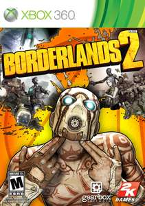 Borderlands 2 (360) voor €3,40 @ GameDealDaily