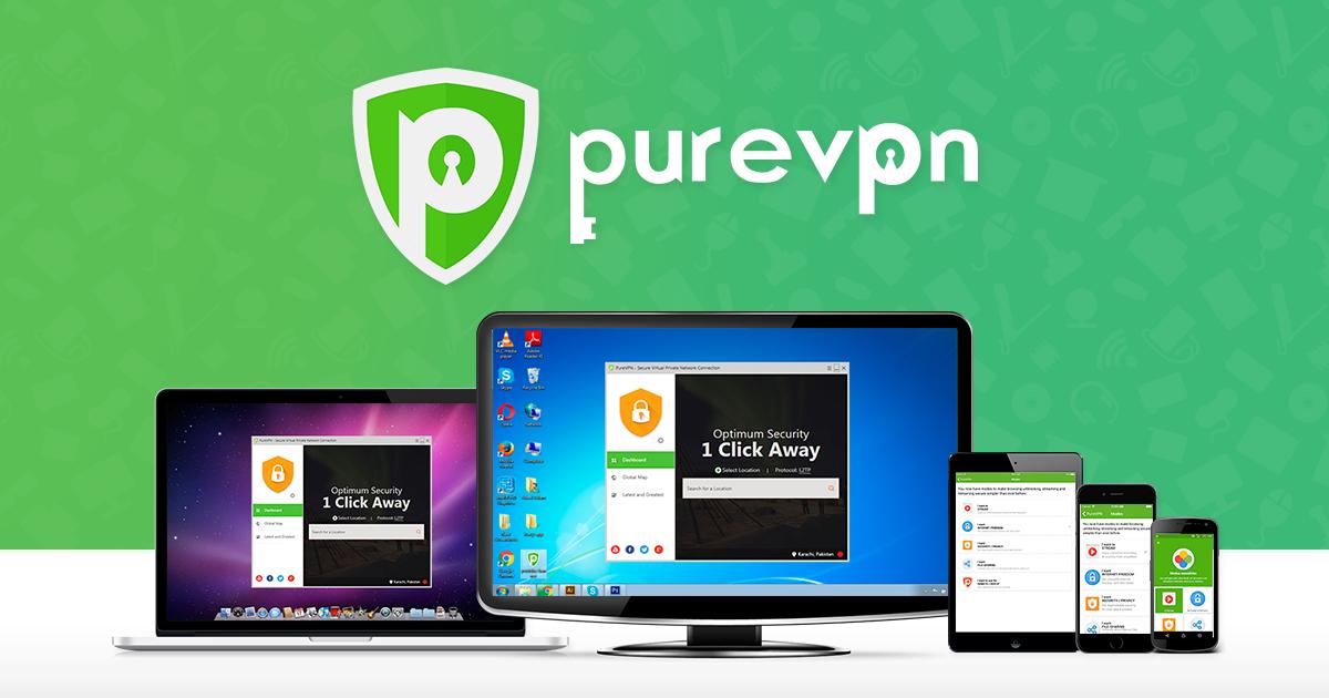 1 jaar PureVPN voor $11,88 (normaal $69,95)