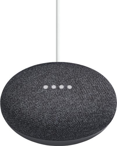 Google Home Mini (Home voor €77,-) Smart Speaker @Coolblue
