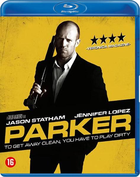 Parker (Blu-ray) voor € 7,50 @ Media Markt/Saturn
