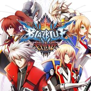 BlazBlue: Chrono Phantasma Extend (PS4) @ PSN (PS+)