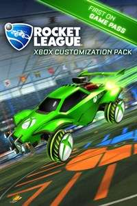 Gratis Rocket League® - Xbox Customization Pack @ Xbox Store