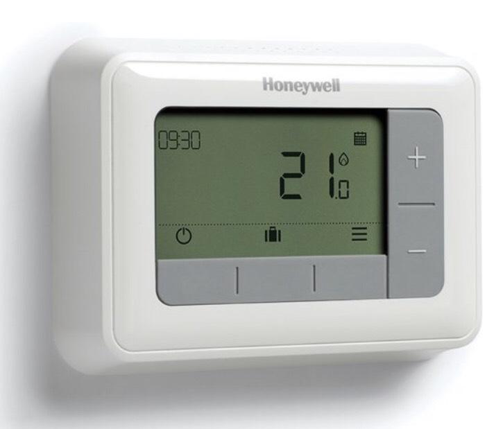 Honeywell T4 Aan/Uit Klokthermostaat @ Bol.com
