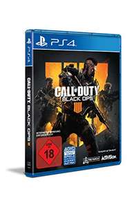 Call of Duty: Black Ops 4 (PS4/XB1) @ Amazon.de (Prime)