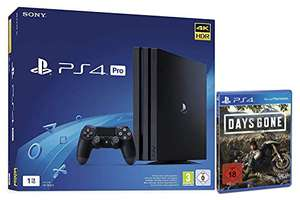 PlayStation 4 Pro 1TB + Days Gone @ Amazon.de (Prime)