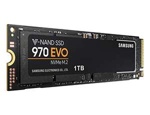 [Prime only] Samsung 970 EVO NVMe M2 1TB @Amazon.de