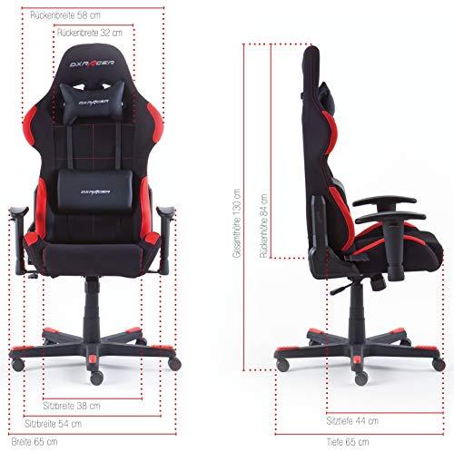 [Gaming Bureaustoel - Prime Deal] Robas Lund DX Racer 1