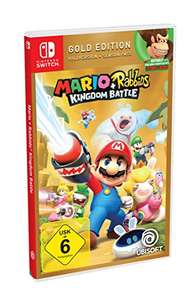 Mario + Rabbids: Kingdom Battle - Gold Edition - Nintendo Switch