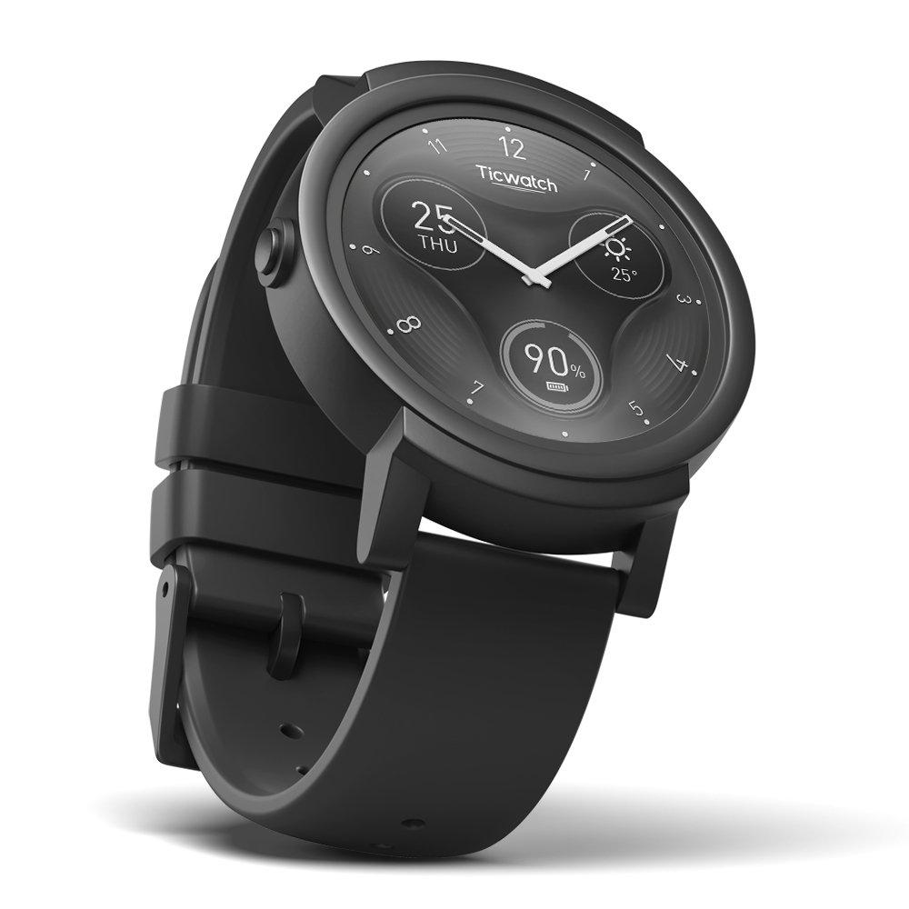 Mobvoi Ticwatch Express Shadow Zwart voor €92,99 @ Amazon.de