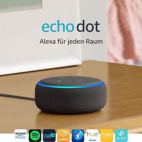 Alexa echo dot (alleen voor prime leden) (grensdeal)