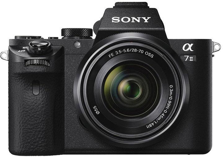 [Prime] Sony A7-II + 28-70mm F3.5-5.6 lens @Amazon.de