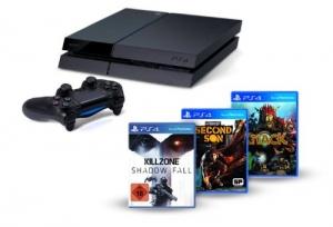 Playstation 4 met Knack, inFamous en Killzone voor € 405,70 @ Amazon.de