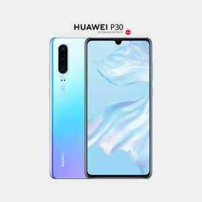 Huawei P30 bij Amazon.es (Prime)