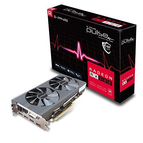 Sapphire Pulse Radeon RX 580 4 GB GDDR5