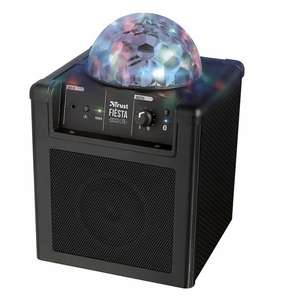 Trust Urban Fiësta Disco Lite - Bluetooth Speaker @ Bol.com