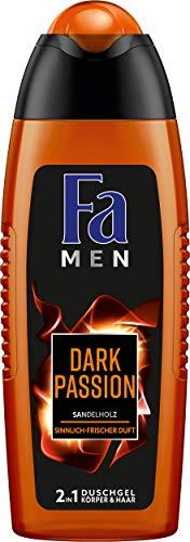6x250ml Fa Men Dark Passion douchegel @Amazon.de [PRIME]