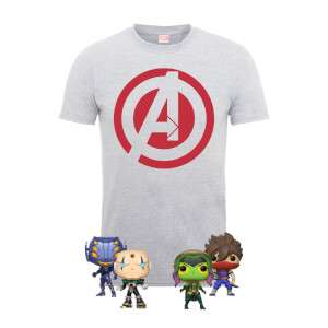 4 Marvel vs Capcom Funko Pops & T-shirt voor €17,99 @ Zavvi