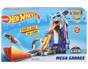 PrimeDay: Mattel Hot Wheels ftb68 power-parkeergarage