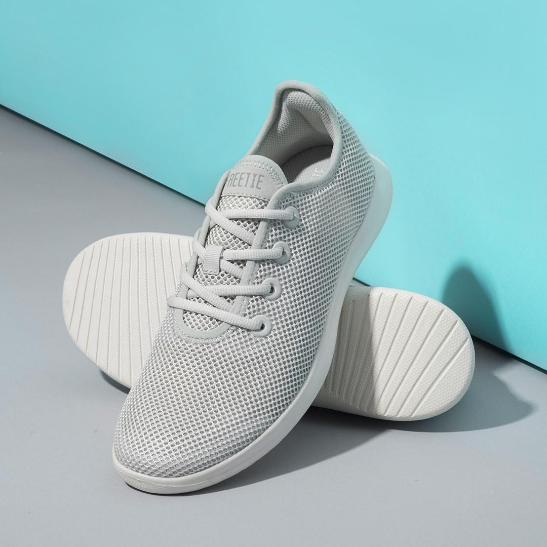 FREETIE Lichtgewicht ademend Men Sneakers Refreshing Shock Absorption Outdoor Sport Running Shoes Casual Schoenen van xiaomi youpin