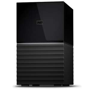 [Prime day] WD My Book Duo 16 TB Desktop Hard Drive - WD RED