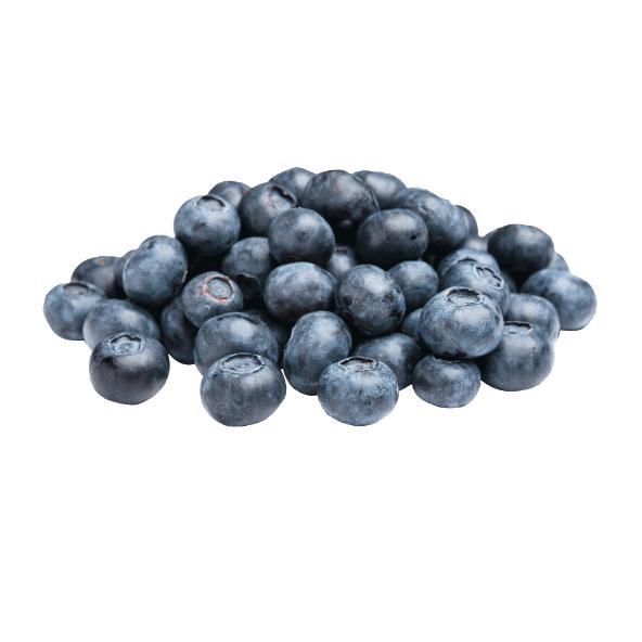 Hollandse blauwe bessen 400 g. 62% korting.