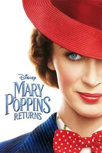 Apple iTunes film van de week: Mary Poppins Returns