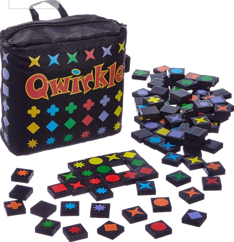 Qwirkle Travel voor €11,87 @ amazon.de