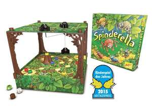 Spinderella bordspel voor €16,99 @ amazon.de (Prime Deal)
