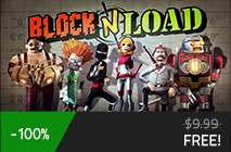 Gratis game Block N Load (Steam) t.w.v. €9,99 @ Razerzone (Vrijdag 18:00)