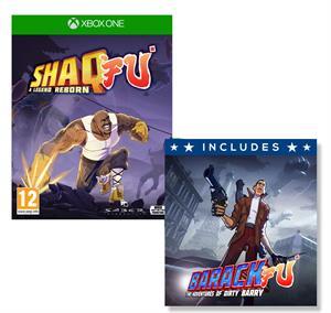 Shaq Fu - A Legend Reborn (XB1/PS4) @ Game Mania
