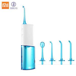 Xiaomi Soocas Oral Irrigator met 4 Nozzles voor €32,67