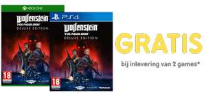 Wolfenstein - Youngblood Deluxe Edition (XB1PS4/Switch) gratis bij inleveren game(s) @ Game Mania