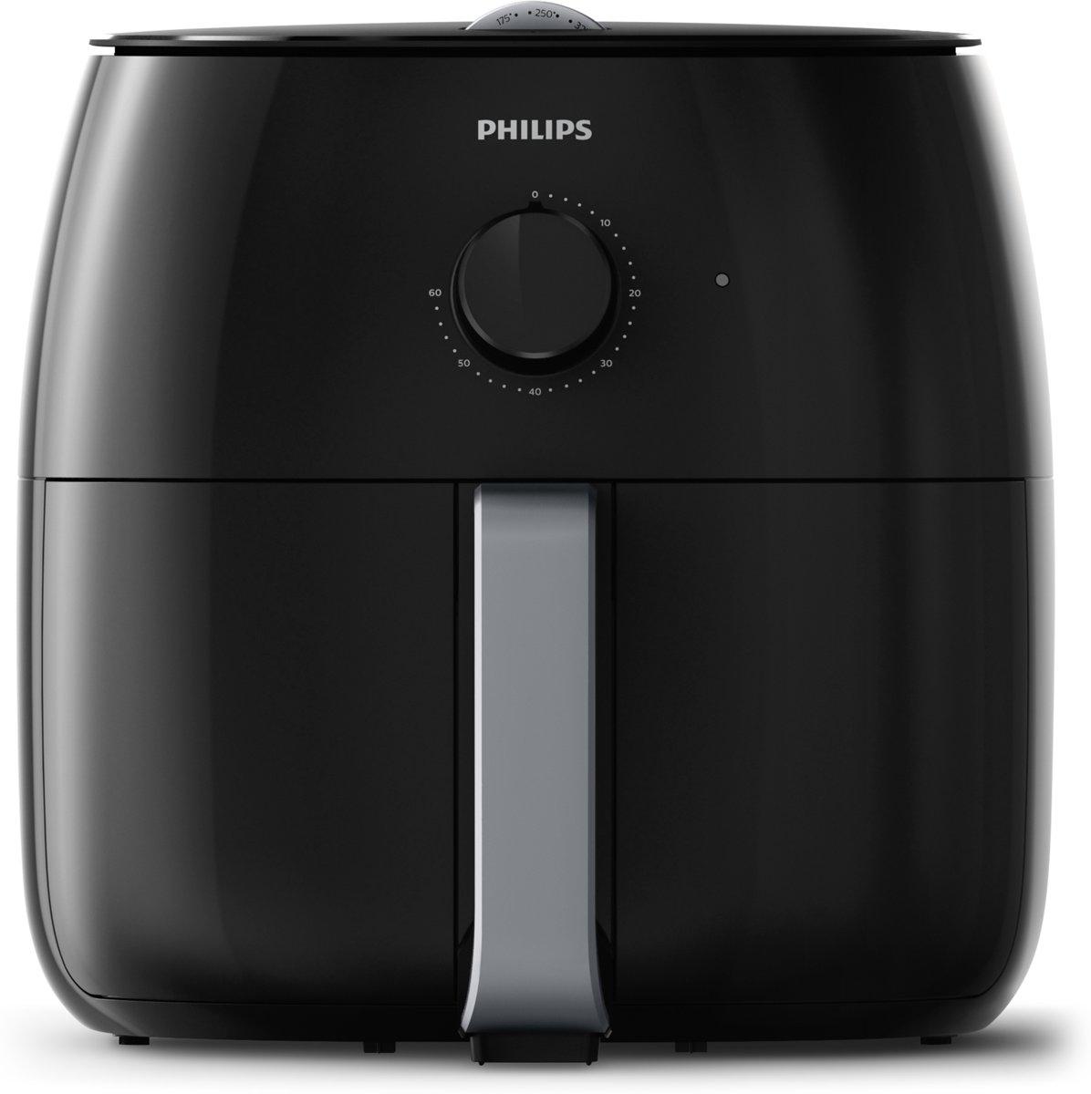 [Select] Philips Viva Airfryer XXL HD9630/90 Hetelucht friteuse Zwart @ Bol.com