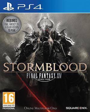 Final Fantasy XIV Stormblood (PS4/PC) @ Game Mania