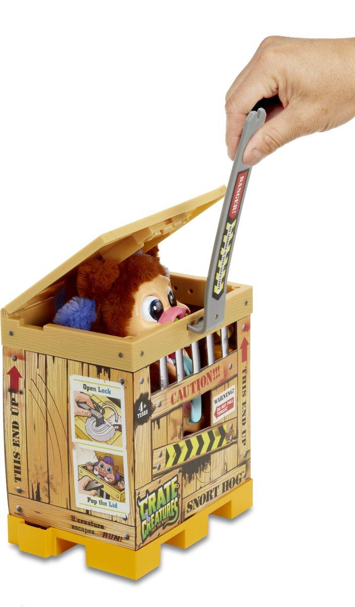Crate Creatures Surprise Snort Hog voor €7,19 @ Bol.com